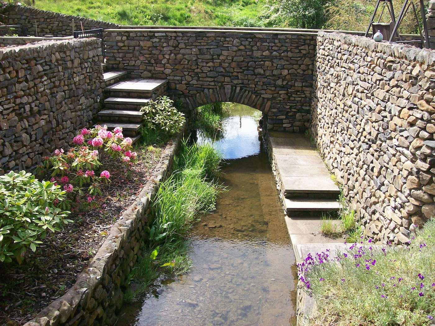 External landscaping
