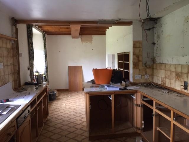 Arts & Crafts house Kitchen