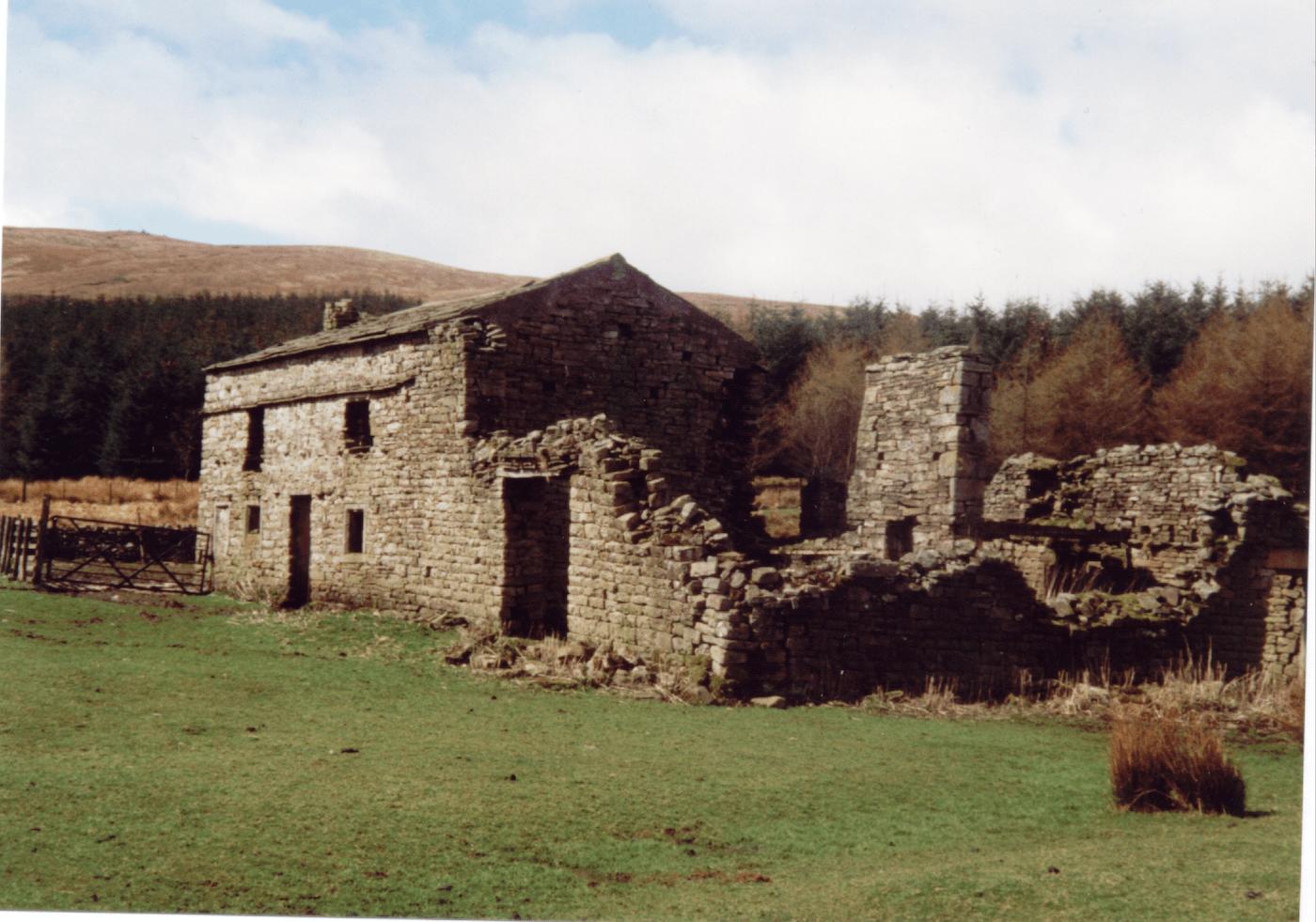 Reachey - House before