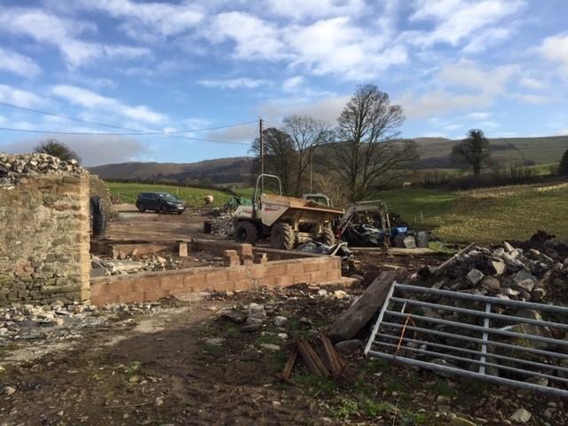Folly Barn During