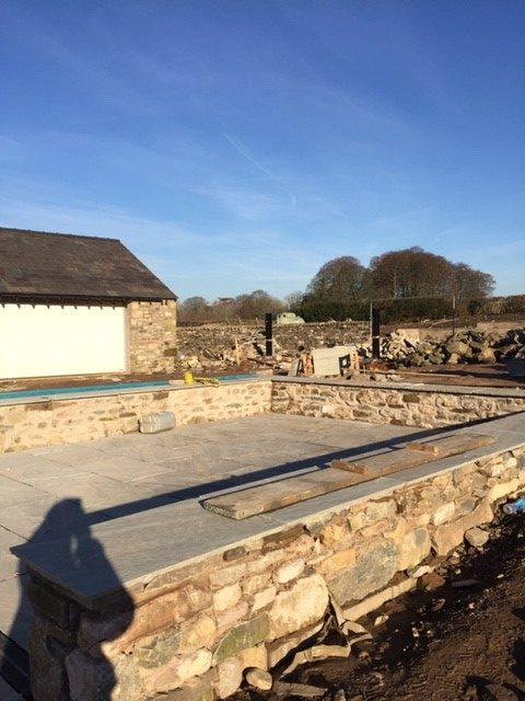 Folly Barn During Feb 2019